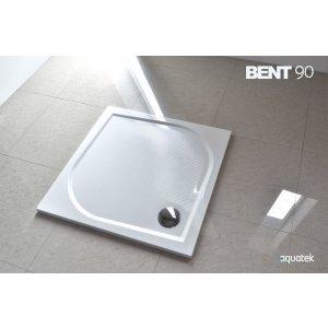 Aquatek BENT Sprchová vanička čtvercová