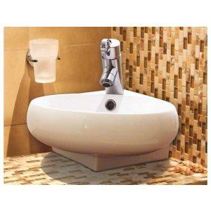 Aquatek Oválne umývadlo na dosku 39,5x37 cm GOOT