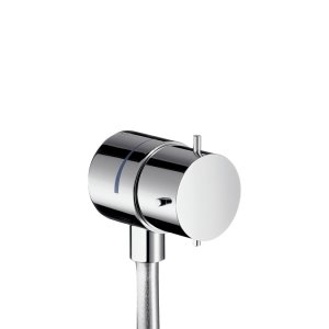 Axor  Starck chróm 10882000 Fixfit Stop, uzatvárací ventil DN15