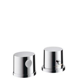Axor Uno chrom 38480000 vrchní sada pro dvouotvorová termostat