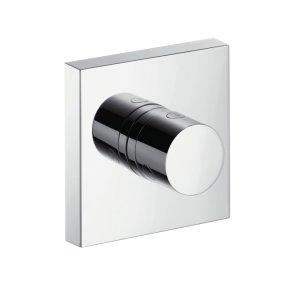 Axor ShowerCollection Uzatvárací a prepínací ventil Trio / Quattro pod omietku 12 x 12  10932000