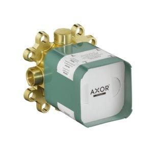 Axor ShowerCollection Základné teleso horné sprchy 24 × 24 1jet so sprchovacím ramenom  10921180