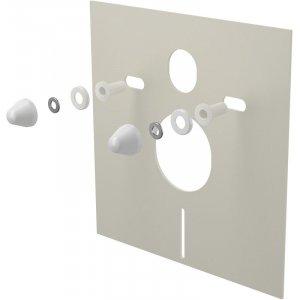 Alcaplast Izolačná doska pre závesné WC a bidet s príslušenstvom a krytkou M930
