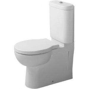 DURAVIT Bathroom_Foster Stojací kombinačný klozet 360 x 660, rôzne varianty