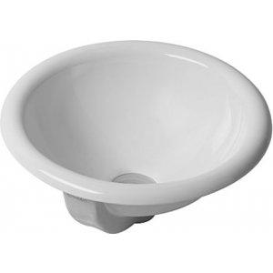 DURAVIT Architec Vstavané umývadlo D 400, rôzne varianty