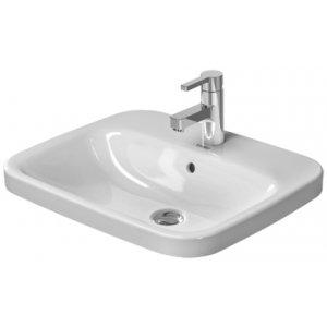 DURAVIT DuraStyle Vstavané umývadlo 560 x 455, rôzne varianty