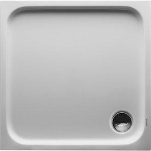 DURAVIT D-Code 72010 Sprchová vanička čtverec