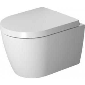 DURAVIT Me by Starck Klozet závesný Compact Rimless keramika, 370 x 480 mm, rôzne prevedenia