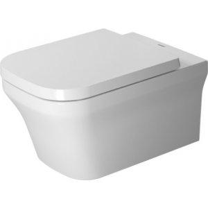 DURAVIT P3 Comforts Klozet závesný Rimless keramika, 380 x 570 mm, rôzne prevedenia