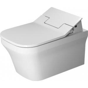 DURAVIT P3 Comforts Klozet závesný Rimless keramika, 380 x 570 mm, rôzne prevedenie
