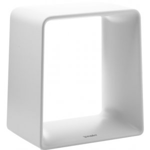 DURAVIT P3 Comforts 791877000000000 Sedák pro vaničku bílá matná, 420 mm