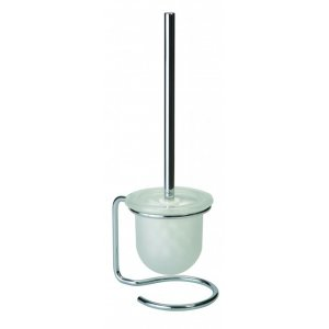 Bemeta OMEGA WC kefa na postavenie 110x400x130 mm, rôzne farby