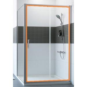 Huppe Classics 2 Posuvné dvere 1-dielne s pevným segmentom rôzne typy