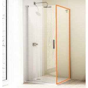 HÜPPE Design elegance 4-úhelník Boční stěna stěna pro křídlové dveře různé typy