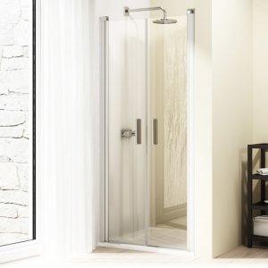 HÜPPE Design elegance 4-úhelník Lítací dveře do niky různé typy