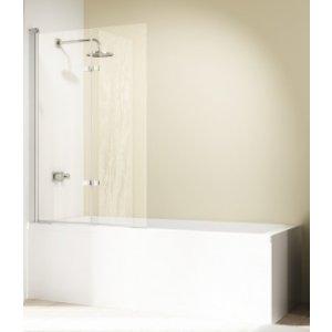 HÜPPE Design elegance Vanová zástěna 2-dílná sklapovací různé typy