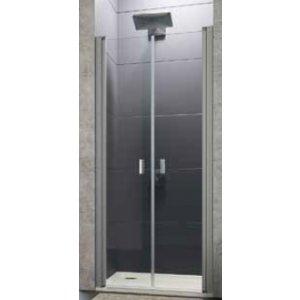 Huppe Design pure Lietacie dvere do niky rôzne typy