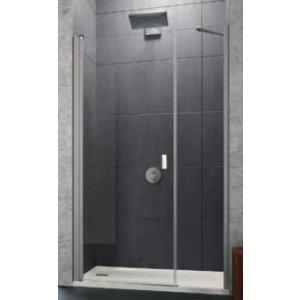 HÜPPE Design pure 4-úhelník Křídlové dveře s protisegmentem do niky různé typy