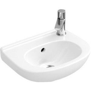 Villeroy & Boch O. Novo umývadlo compact 360x275 mm, keramika, rôzne prevedenia