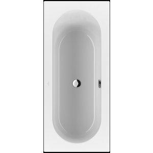 Villeroy & Boch Loop & friends obdĺžniková vaňa s oválnym vnútrom akrylát, biela, rôzne rozmery