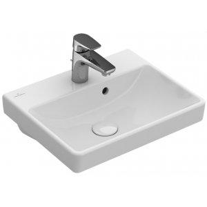 Villeroy & Boch Avento umývadielko 450x370 mm, keramika, rôzne vyhotovenia