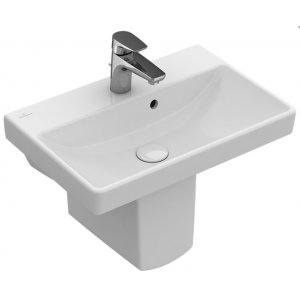 Villeroy & Boch Avento umývadlo compact 550x370 mm, keramika, rôzne vyhotovenia