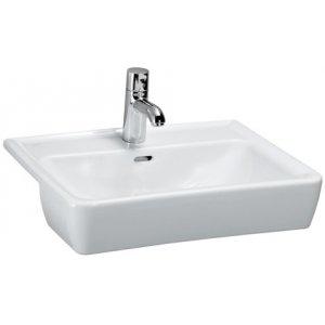 Laufen PRO A Polozápustné umývadlo keramika, 560x440x185 mm, rôzne prevedenia