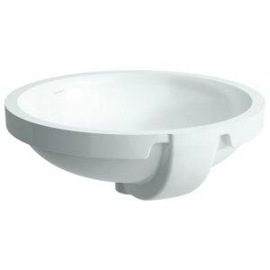 Laufen PRO A Vstavané umývadlo keramika, 420x420x120 mm, rôzne prevedenia