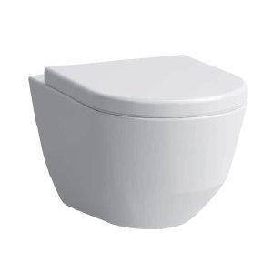Laufen PRO Závesný klozet rimless keramika, 360x530x430 mm, rôzne prevedenia