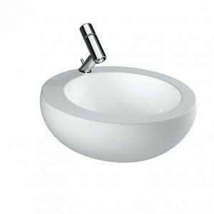 Laufen Il Bagno Alessi One Umývadlová misa keramika, 520x520x175 mm, biela, rôzne prevedenia
