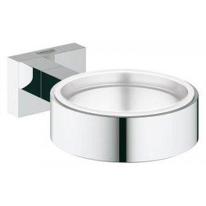 Grohe Essentials Cube Držiak pohára / mydelničky chróm 40508001 (40 508 001)