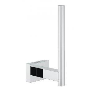Grohe Essentials Cube Držiak rezervného toaletného papiera chróm 40623001 (40 623 001)