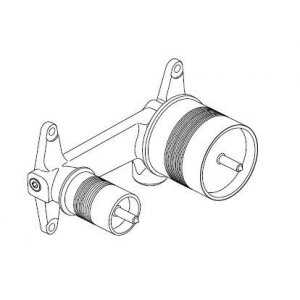 IDEAL Standard Strada Podomietkový diel pre podomietkovú batériu Neutrál A5948NU