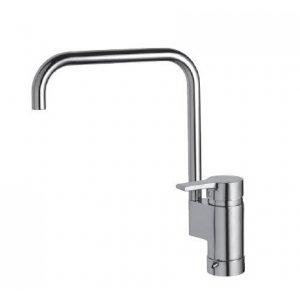 IDEAL Standard ACTIVE Kuchynská armatúra s vysokým vývodom a s ventilom pre pripojenie práčky alebo umývačky riadu