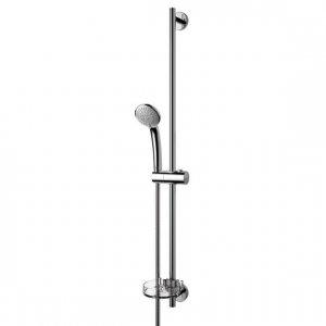 IDEAL Standard Idealrain Sprchová kombinácia 600 mm S1 s 1-funkčnou ručnou sprchou D80 mm Chróm B9501AA