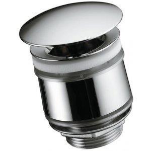 IDEAL Standard STRADA Neuzatvárateľný odtokový ventil s krytkou Chróm J3291AA