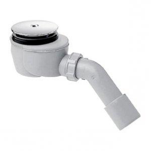 IDEAL Standard CONNECT Sifón k sprchovej vaničke s krytom Chróm J3417AA