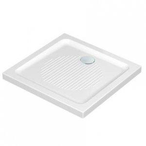 IDEAL Standard CONNECT Štvorcová sprchová vanička Biela