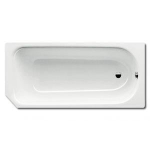 Kaldewei Saniform V1-V4 Obdĺžniková vaňa 1600×700×410 mm, smaltovaná oceľ, biela, rôzne prevedenia