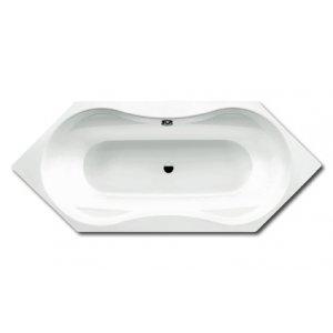 Kaldewei Mega Duo 6 Obdĺžniková vaňa 2140×900×450 mm, smaltovaná oceľ, biela, rôzne prevedenia