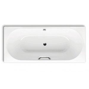 Kaldewei Vaio Duo Obdĺžniková vaňa 1800×800×430 mm, smaltovaná oceľ, biela, rôzne prevedenia