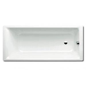 Kaldewei Puro Obdĺžniková vaňa biela, smaltovaná oceľ, rôzne rozmery a prevedenia