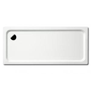 Kaldewei Duschplan XXL Sprchová vanička obdĺžniková smaltovaná oceľ, biela, rôzne rozmery a prevedenia