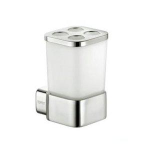 KLUDI E2 Univerzálny držiak pohára chróm 4998205