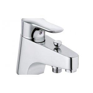 KLUDI OBJEKTA Vaňová a sprchová jednopáková batéria chróm 326850575