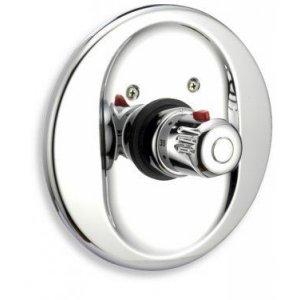 Novaservis Aquamat Podomietkový termostat chróm 2651.0