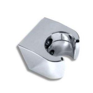 Novaservis Pevný plastový držiak sprchy chróm D/MINI.0