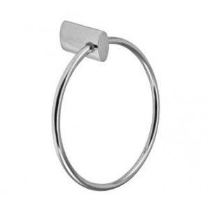 Novaservis Metalia 10 Kruhový držiak chróm 0001.0