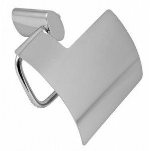 Novaservis Metalia 10 Držiak toaletného papiera s krytom chróm 0038.0