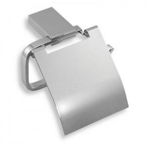 Novaservis Metalia 9 Držiak toaletného papiera s krytom chróm 0938.0